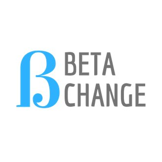Beta Change logo.