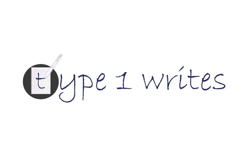 Type 1 Writes logo.