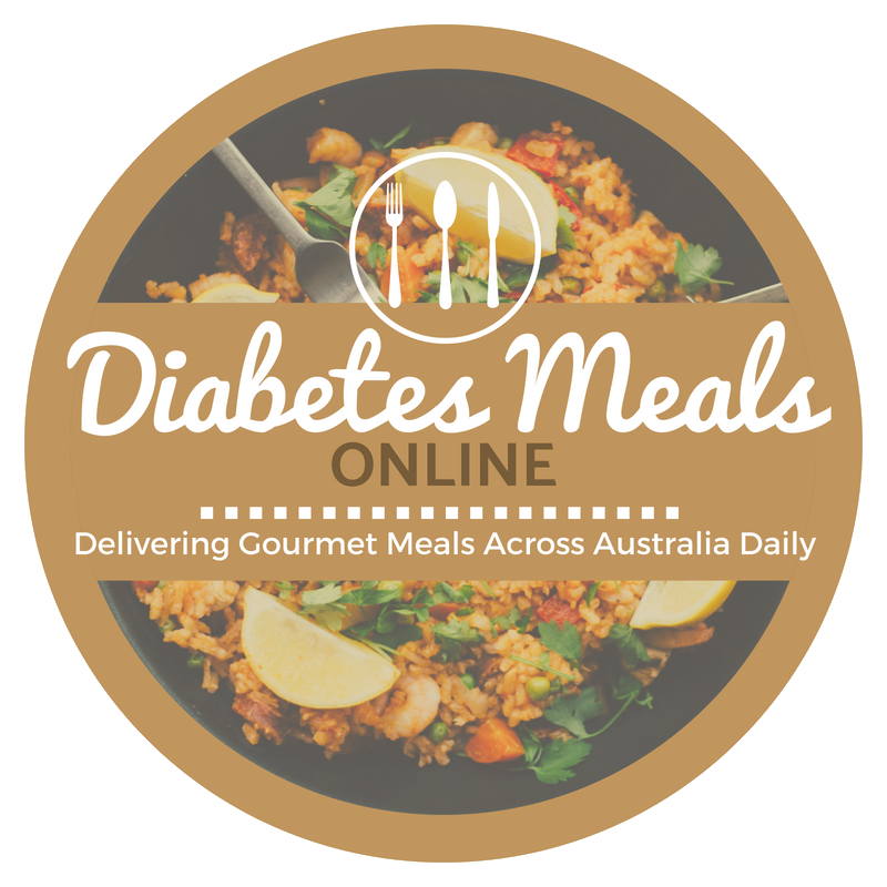 Diabetes Meals Online logo.