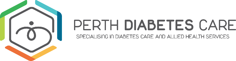Perth Diabetes Care logo.